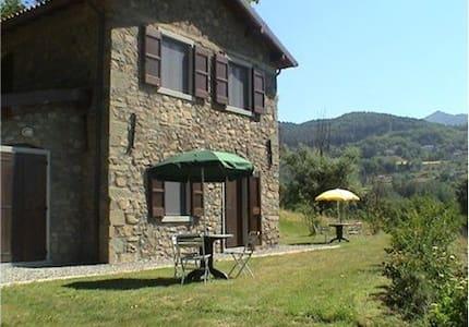 Eco Farmhouse with horses Castagni1 - Castiglione di Garfagnana