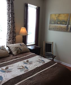 Cozy, private 1 BR near Downtown/Shadyside - Daire