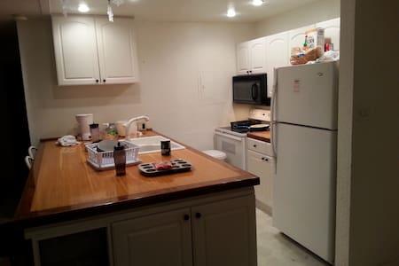 Cozy condo in Thornton - Thornton - Apartment