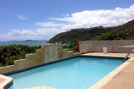 Amazing Caribbean View Private Pool - Fajardo - Apartment