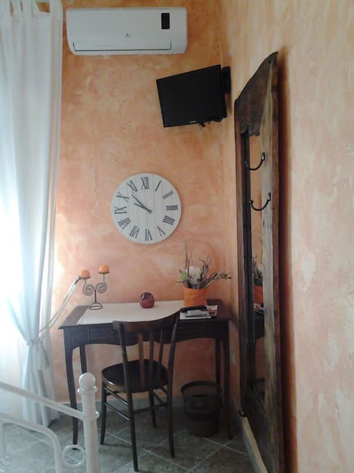 Camera con bagno a Pula Sardegna