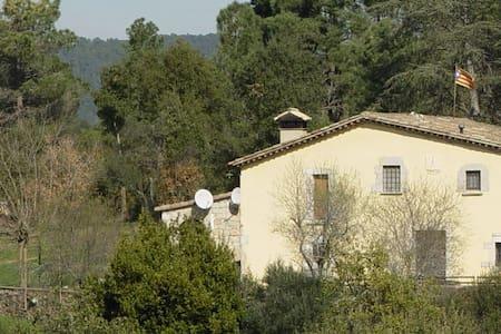 Casa rural al lado de Girona - Bed & Breakfast