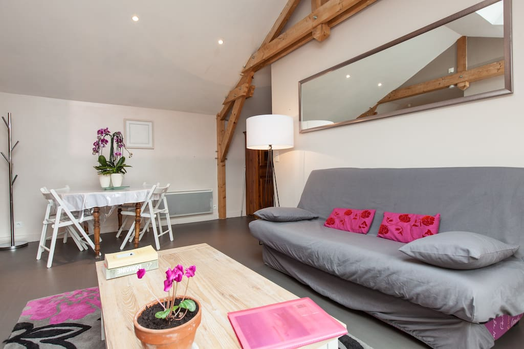 APPARTEMENT PRES PLAGE,SAINT MALO