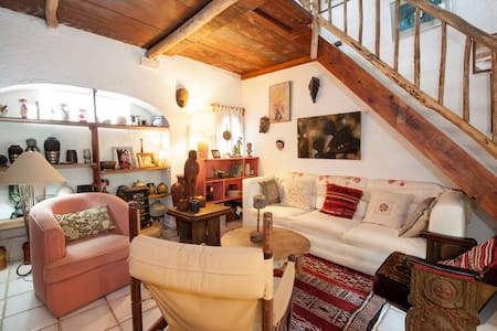 Private central home, shared garden - Playa del Carmen - House