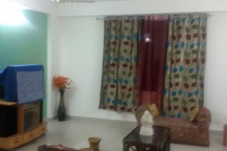 Fmly Stay - 3BR  Flat Nr Chandigarh - Apartment