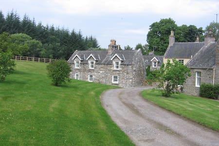 Glenlivet House Cottage - Glenlivet - Casa
