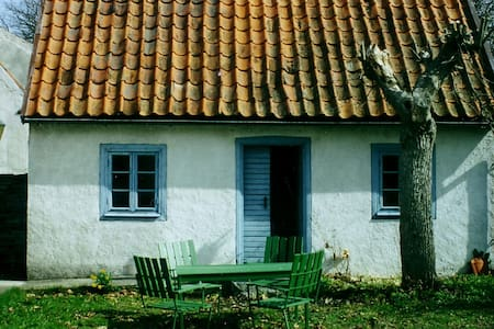 Charming old little cottage in Hall - Zomerhuis/Cottage