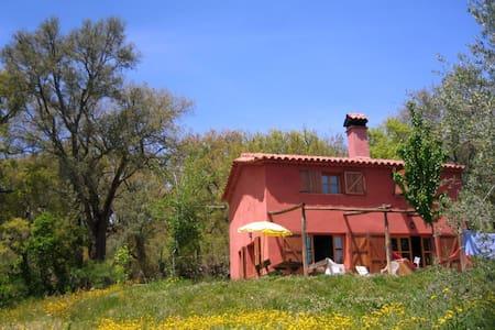 Montemateo Casa Roja - Casa