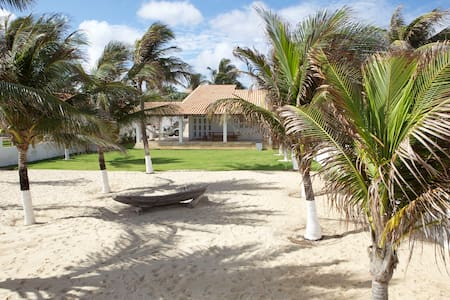 Beachfront  Paradise  in Taiba - Hus