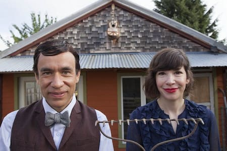 "Portlandia's ""Rent It Out"" House - Portland - Haus"