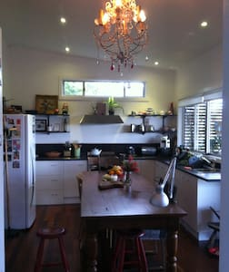 Totally Relax in a sunny arty & comfortable home! - Nambucca Heads