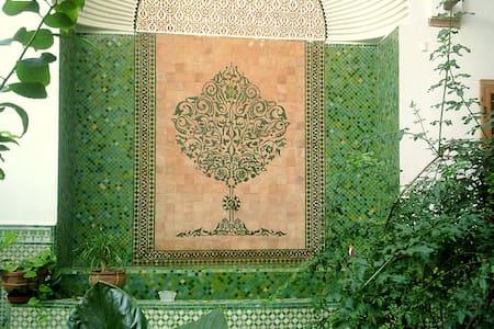 Rabat, B&B al centro della medina - Bed & Breakfast
