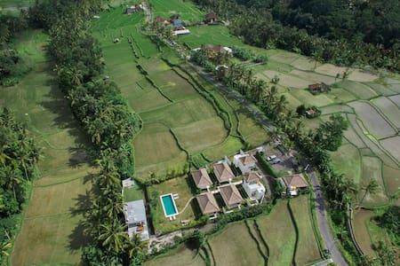 Kanomayasa Ubud Private Villas - Ubud - Villa
