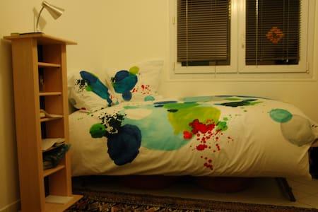 Chambre individuelle sur jardin - Antony
