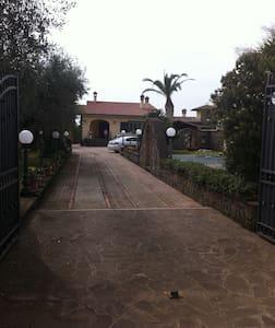 Camere in villa