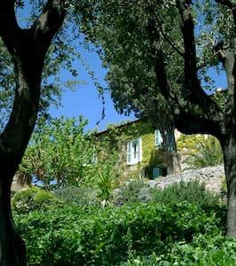 Charming Sabina manor; extraordinary garden. - Castel San Pietro