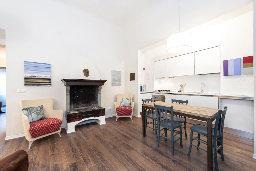 Fabulous Signoria Apartment