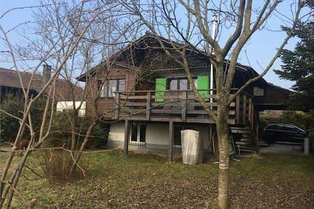 Gemütliches Ferienhaus am See - Cudrefin