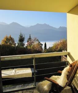 Appartement 36qm in ****Hotelanlage - Beatenberg