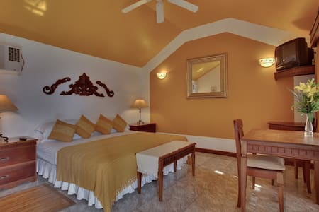 Villa Boscardi-1 Bedroom King Suite - Belize City