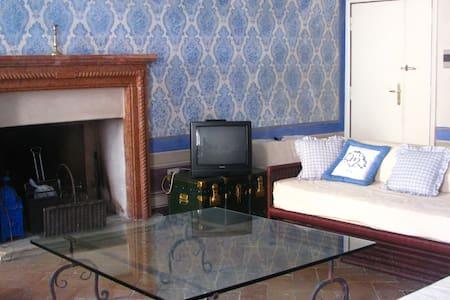 Appartamento affrescato nel cuore di San Gemini - San Gemini - Apartment