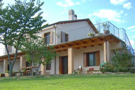 agriturismo PONTEROSA Marche ITALY - Bed & Breakfast