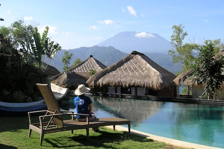 East Bali Eco Family Villa
