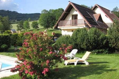 B&B La Climontaine Alsace Vosges - Ranrupt - Bed & Breakfast