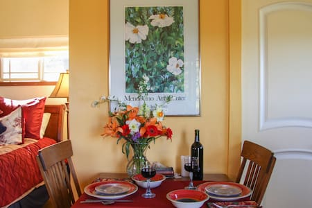 """The Farm"" on West Dry Creek Road - Healdsburg - Bed & Breakfast"