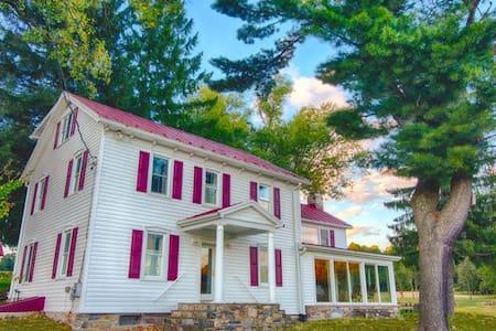 Washington House - Sabillasville - House