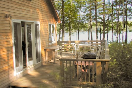 Lakeside cabin, Lake Winnepesaukee - Cabana