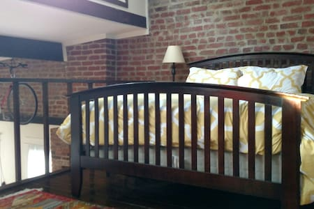 Beautiful Loft in Old Town! - Alexandria