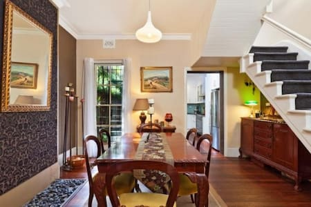 2br in Victorian house Surry Hills