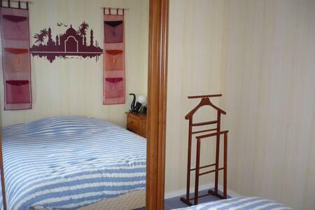 Chambre Meublée à Rennes - Rennes - Bed & Breakfast