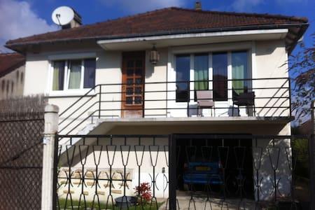 Belle Maison Familiale agréable - Villeparisis - Maison