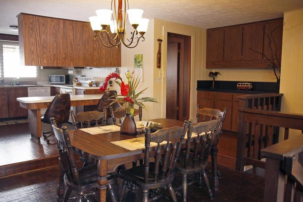 Hilo Town-2 Beds - Wifi- Kitchen
