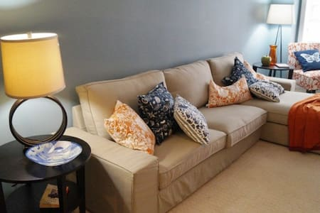 Updated 2 BR in Downtown Wilmington