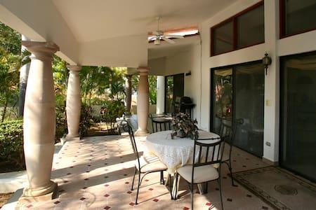 casa sun guadalupe, a view villa, 1 block 2 beach - Villa