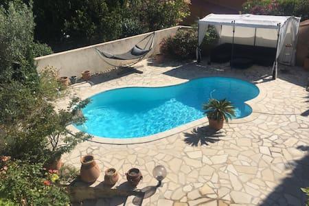 Jolie villa provençale - Marsiglia