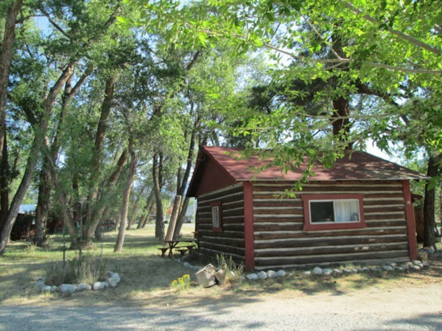 Spring song cabin 15 buena vista co cabins for rent in for Buena vista co cabins rentals