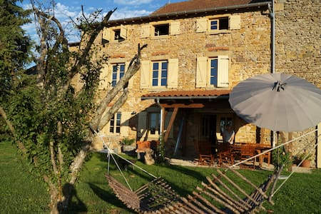 Maison de charme en pays Charolais - Maizilly