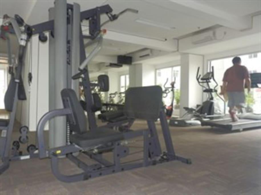 Sport center/Gym