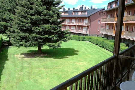 Planta baja duplex soleada - Apartment