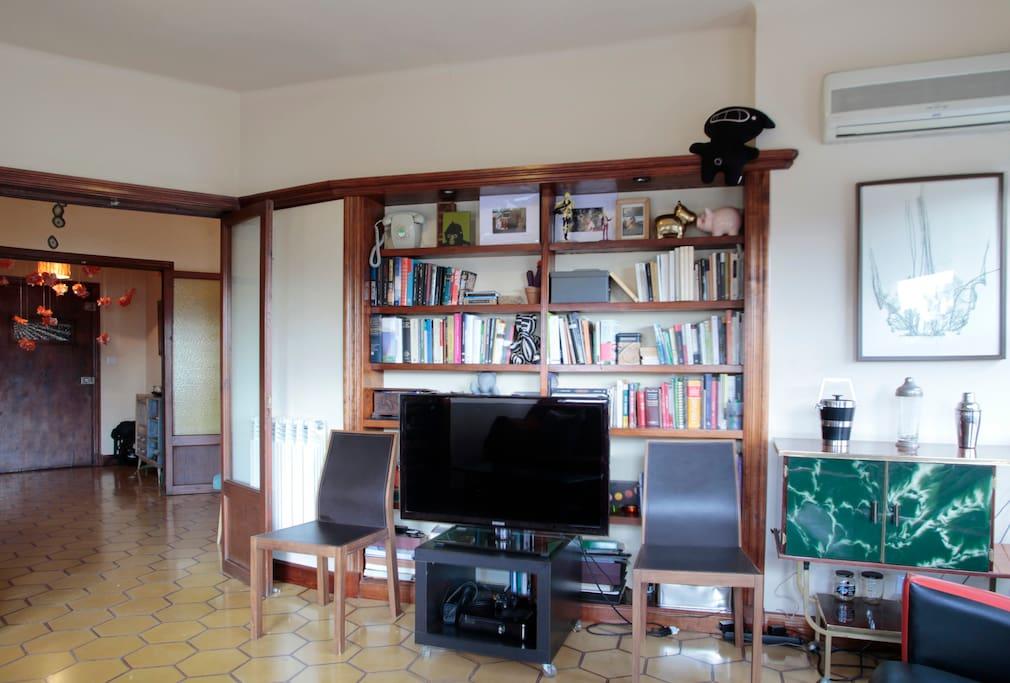 Palma. Mallorca. Sunny double room