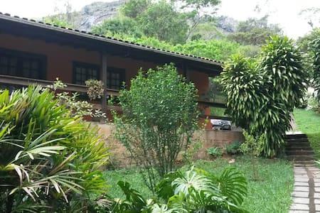 Casa Cachoeira dos Frades com sauna - Teresópolis - Chatka