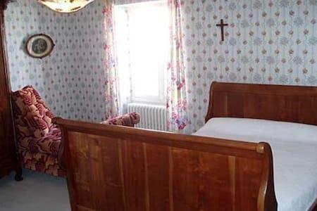 Chambre Lilas, La Pérotine dans le Marais Poitevin - Le Poiré-sur-Velluire