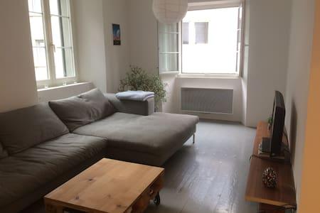 Charmante Wohnung im Zentrum von Baden - Baden - Leilighet