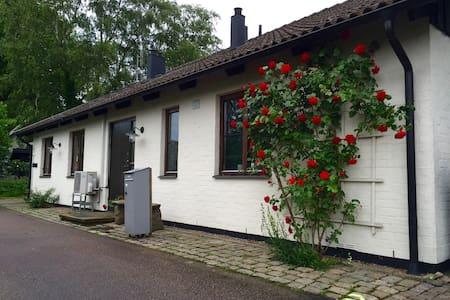 Cozy small house near the sea - Höganäs N - Rumah