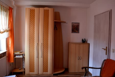 Erdgeschosswohnung mit Terrasse - Leimen - Apartment