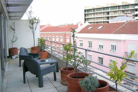 modern apartment in central lisbon - Lisboa - Apartamento